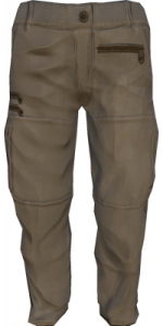 Clothing cargopants brown.png