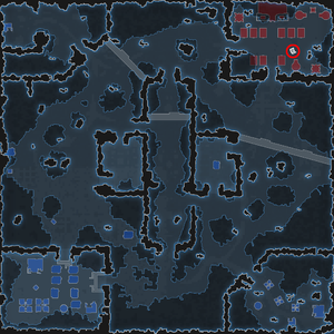 Undead Practice Range Sign Map Lore Location.png
