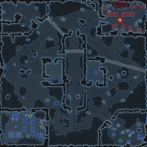 Undead Crooked Tree Journal Map Lore Location.png