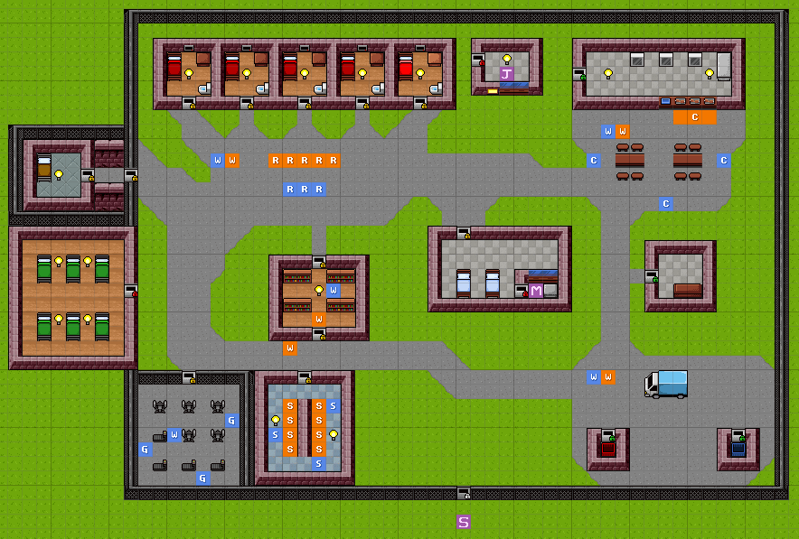 Prison editor - Official The Escapists Wiki