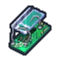 Cyan Keycard Mould.png