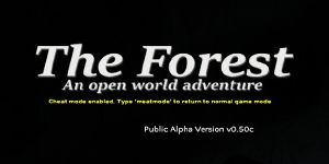 Game Modes - Official The Forest Wiki