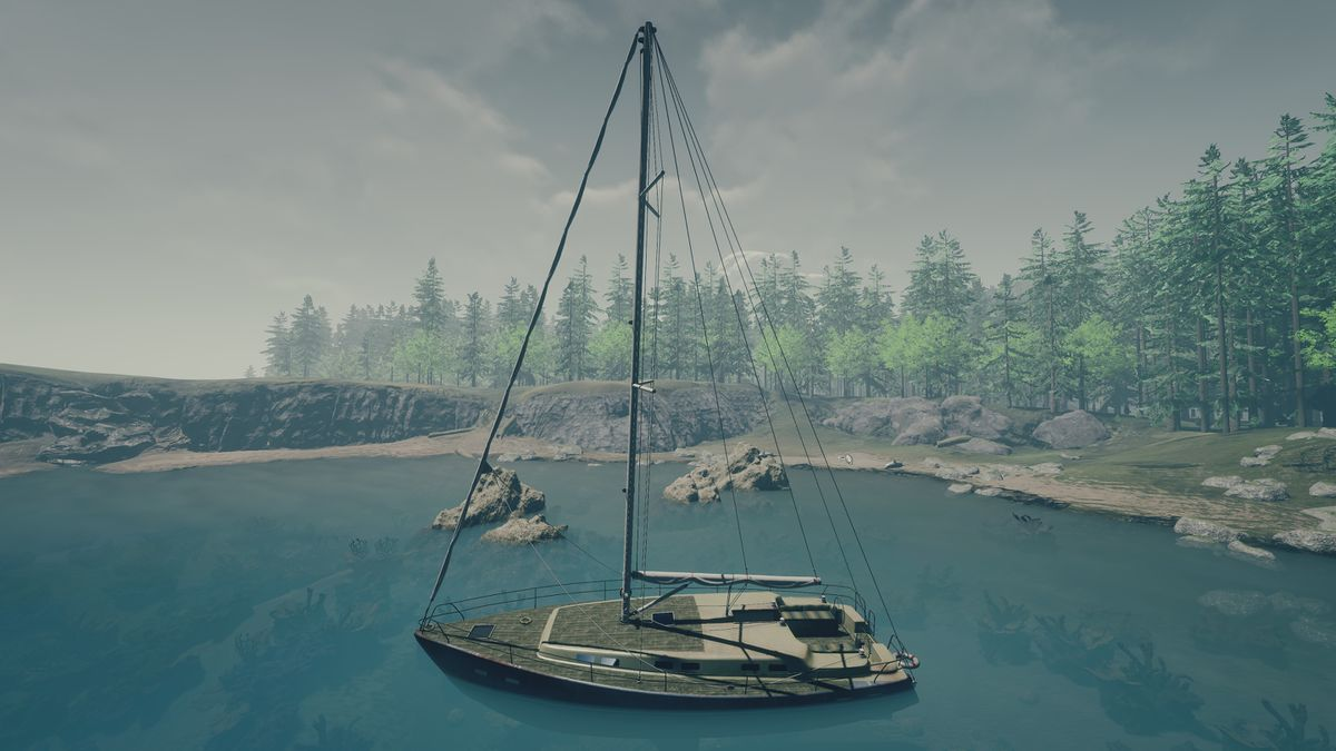 Yacht Official The Forest Wiki