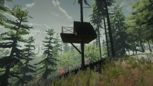 Alpine Tree House Official The Forest Wiki