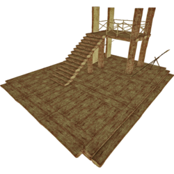 Large Raft - Official The Forest Wiki