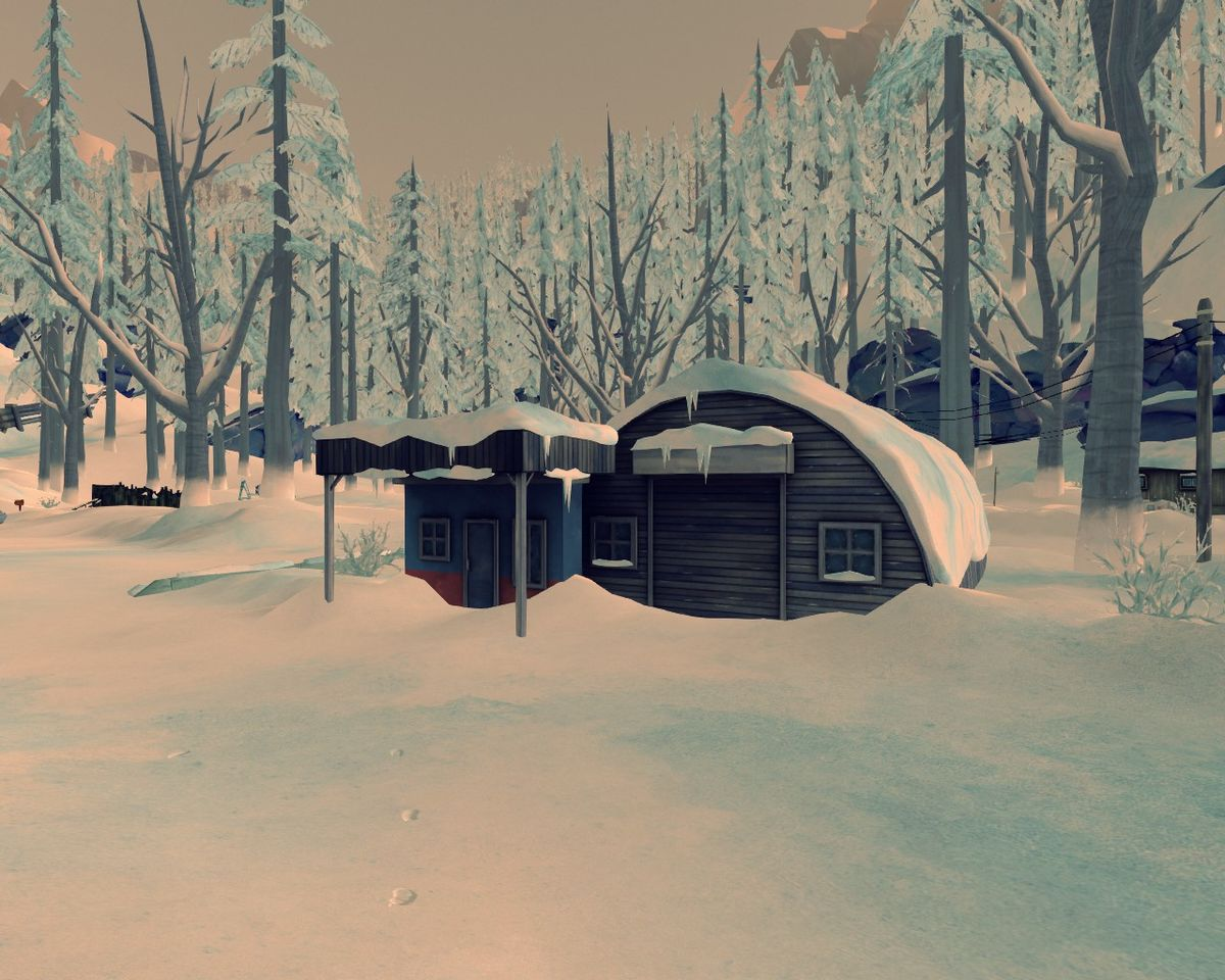 Find Gas Station >> Quonset Gas Station - Official The Long Dark Wiki