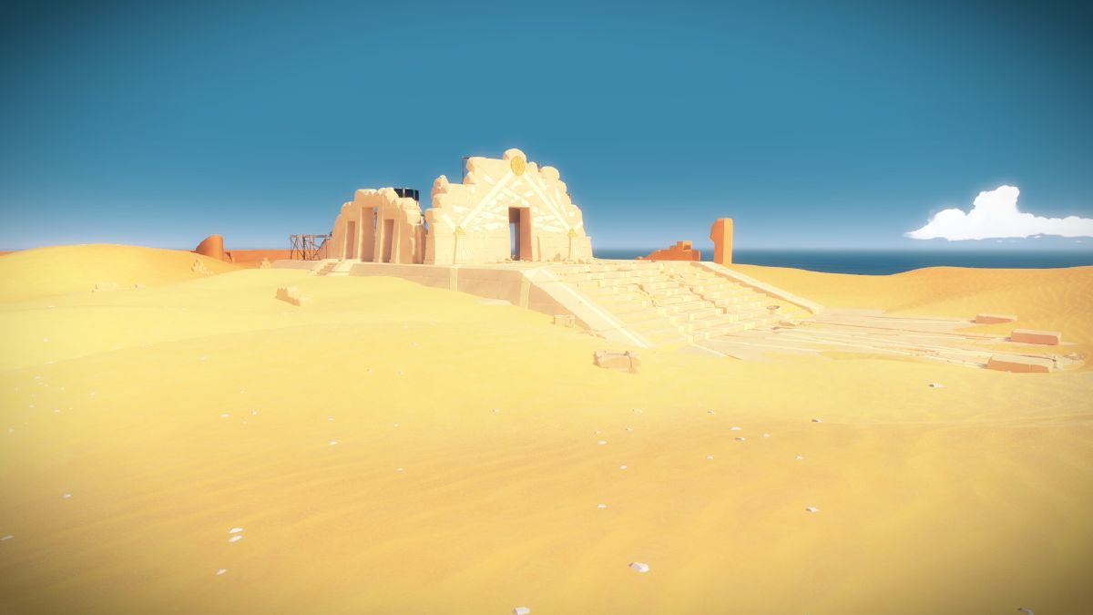 Desert Ruins Walkthrough The Witness Wiki