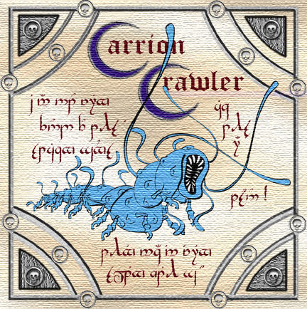 Carrion Crawler Official Threshold Rpg Wiki