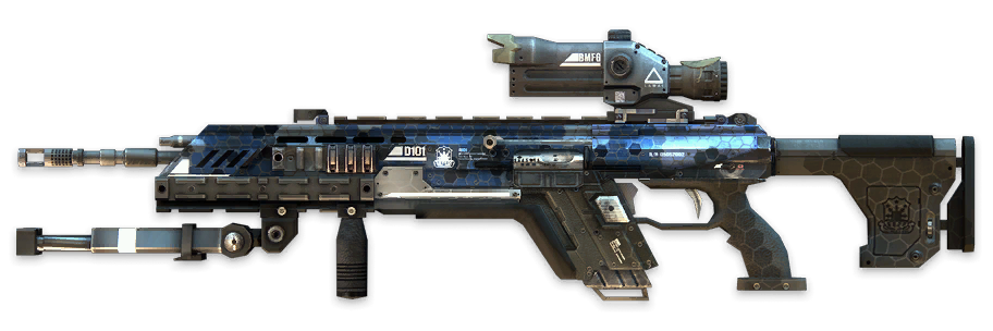 Longbow-DMR Sniper - Official Titanfall 2 Wiki