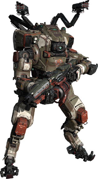 BT-7274 - Official Titanfall 2 Wiki