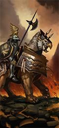Demigryph Knights (Halberds) - Total War: WARHAMMER Wiki