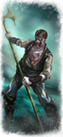 Zombie Pirate Deckhands Mob (Polearms)