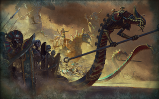 Tomb Kings - Total War: WARHAMMER Wiki