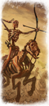 Skeleton Horsemen Archers