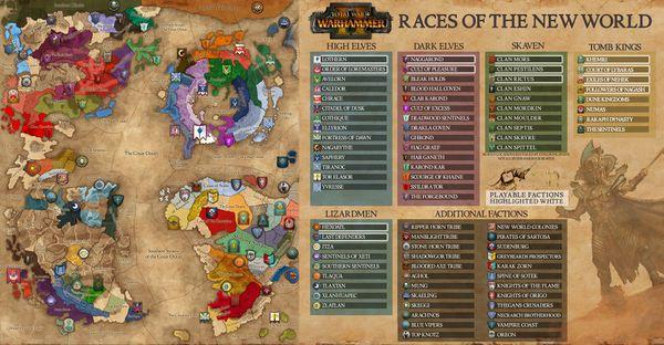 Eye Of The Vortex Total War Warhammer Wiki
