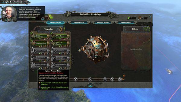 Forbidden Workshop - Total War: WARHAMMER Wiki