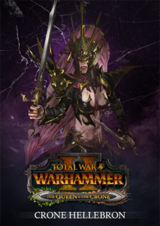 Crone Hellebron - Total War: WARHAMMER Wiki