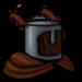 Fancy Iron Helmet