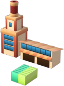 Brickworks, Chemical plant, Construction yard, Glassworks, Oil refinery, Textile mill.png