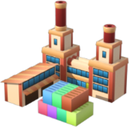 Brickworks, Chemical plant, Construction yard, Glassworks, Oil refinery, Textile mill 12.png