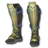 Vendrien Guard Heavy Bronze Greaves