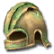 Heavy Bronze Ridge Helm
