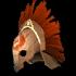 Scarlet Fury Helm