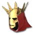 Crimson Spear Helm