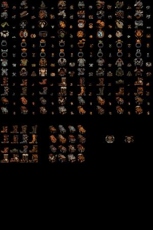 Armor Sprites