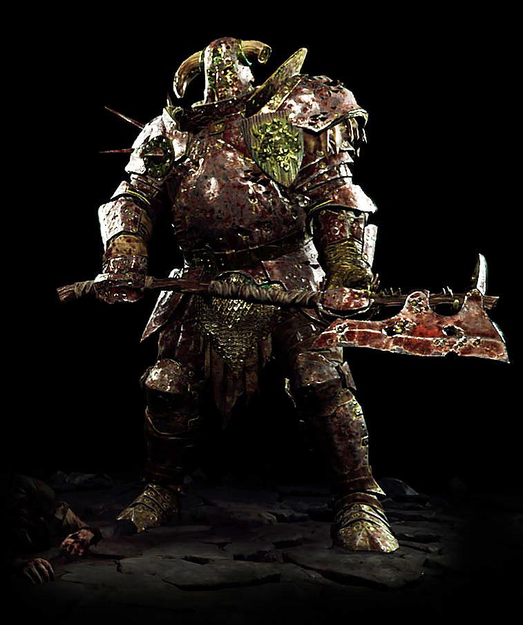 Chaos Warrior - Vermintide 2 Wiki