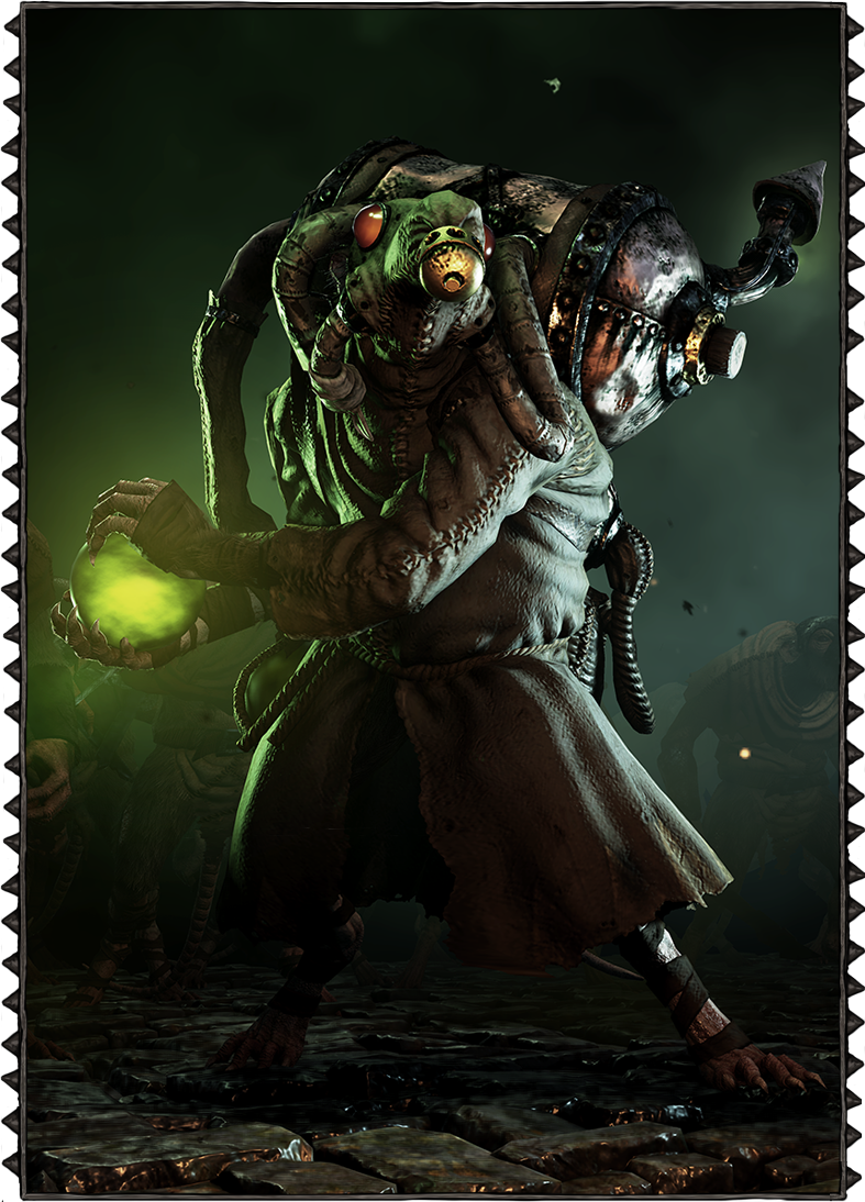 Poison Wind Globadier - Official Vermintide Wiki