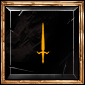 Forge icon bw 1h sword.png