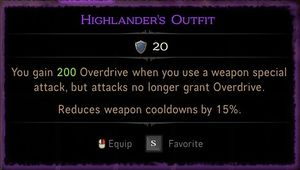 Highlander outfit descHighlander outfit desc.jpg