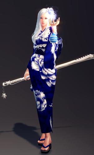 Classic Floral Yukata Set (Arisha 1).png