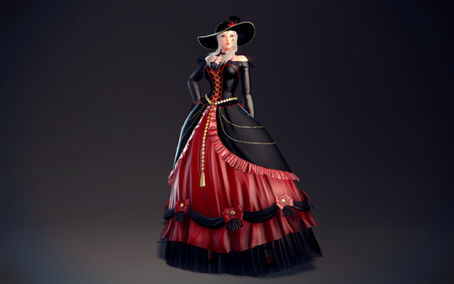 Noblewoman Set (Eira 1).png