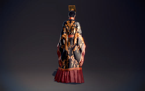 Honored Betrothed Set (Sylas 2).png