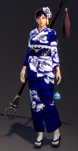 Classic Floral Yukata Set (Evie 1).png