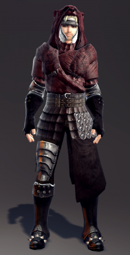 Exquisite Savage Leather Armor Set (Lann 1).png