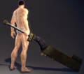 Gnoll Chieftain Greatsword (View 2).png