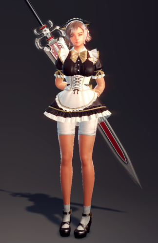 French Maid Set (Delia 1).png
