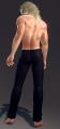 Vintage Pants (Kai Back Black).png