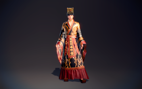 Honored Betrothed Set (Sylas 1).png