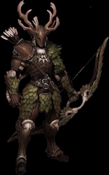 Kai in Naturewalker Set