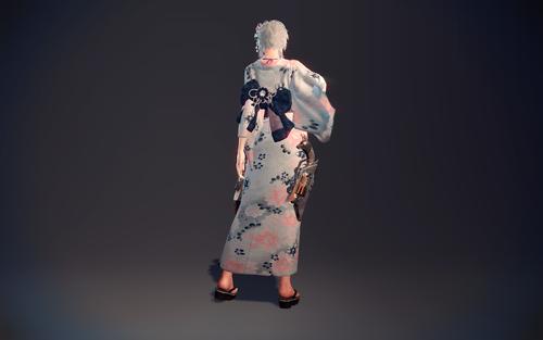 Floral Yukata Set (Eira 2).png