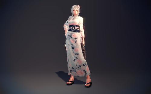 Floral Yukata Set (Eira 1).png