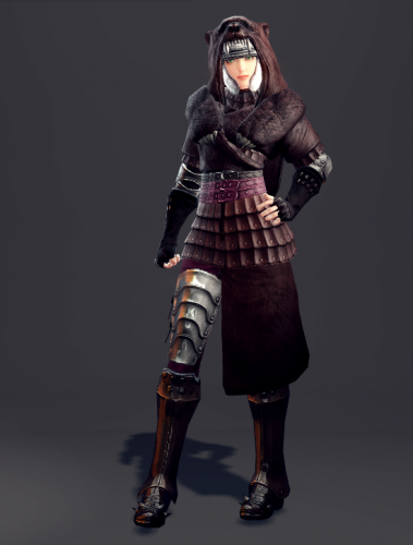Exquisite Savage Leather Armor Set (Fiona 1).png
