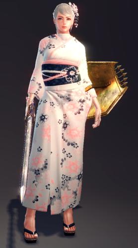 Floral Yukata Set (Fiona 1).png