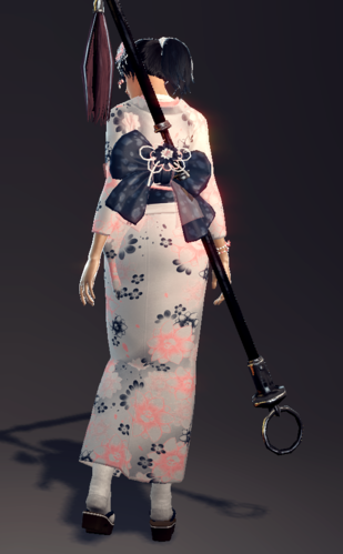 Floral Yukata Set (Evie 2).png