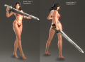 Fiona Screenshot Examples - Weapons.png