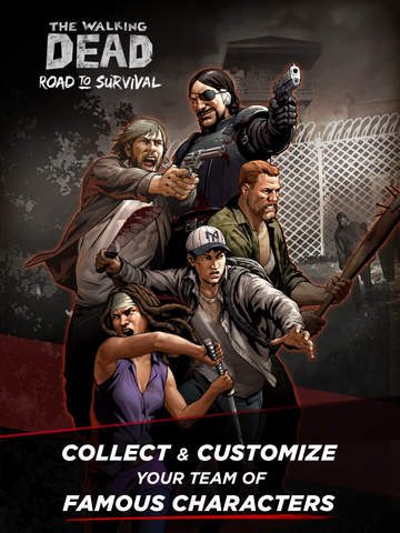 Official The Walking Dead: Road to Survival Wiki